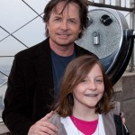 Michael J. Fox and daugher Esme bring meaning to their lives, and to the lives of others