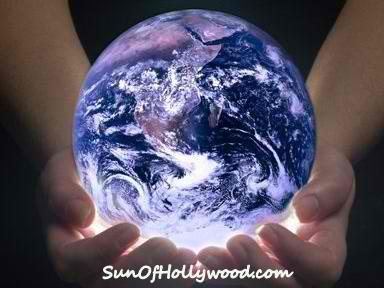 We have the whole world in our hands... And our hands have fallen asleep at the wheel