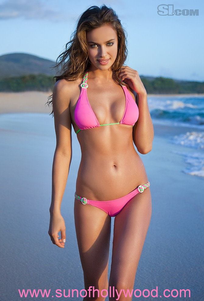 Sports Illustrated: Irina Shayk ... HOLLY FRICKIN CRAP !! IS SHE FORREAL?