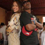 From Russia to the USA... Irina Shayk and Jaime Foxx... Keepin it Gangsta