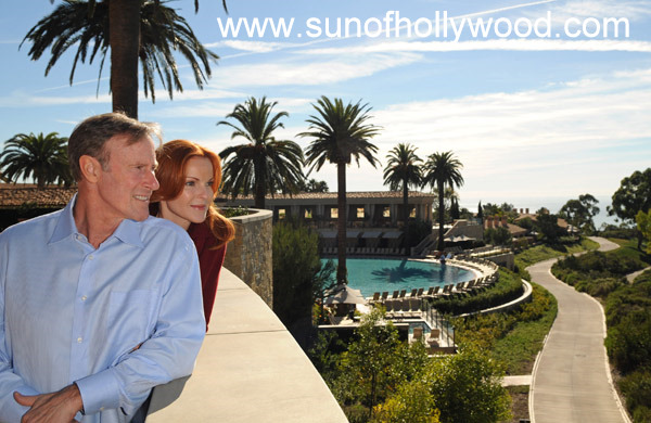 Marcia Cross And Tom Mahoney Continue To Love Their New Lease On Life... Together