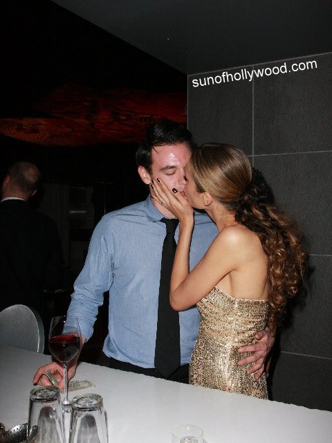 Exclusive Photos: Petra Nemcova Loves Giving Her Fiance Kisses… And He Loves It