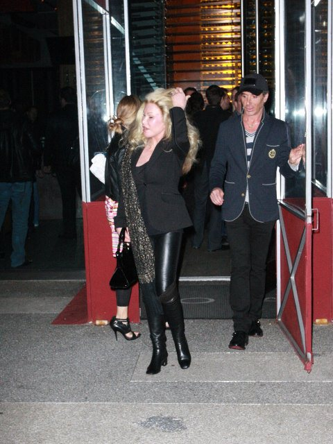 """Hotzpotz Couples Night #8: Holy Dayuuumn !! Even """"Catwoman"""" Jocelyn Wildenstein Had A Date Last Night !!!!"""