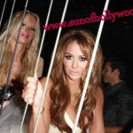 Sophie Turner and another SunOfHollywood.com favorite, Aubrey O'Day... Two Wild Ladies just waiting to be Unleashed