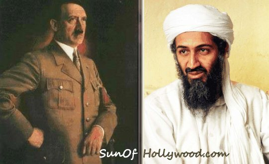 bin laden and hitler the similarities Hitler was responsible for millions of deaths castro murdered many as well and osama is nothing in comparison with these two it depends on your opinion of the two adolf hitler caused many more deaths (millions more, in fact) and discriminated against jews, whereas osama bin laden gave away.