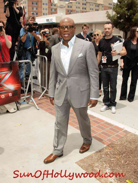 """Antonio """"L.A."""" Reid in the City that gave him his name"""