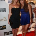 Kayden Kross and Alicia Ann Marie Arden... Smokin The Red Carpet Competition