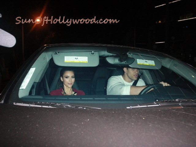 Kim Kardashian And Kris Humphries Engaged !!