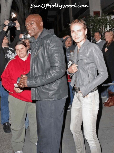 Heidi Klum And Seal Marry Again… Sixth Time's The Charm
