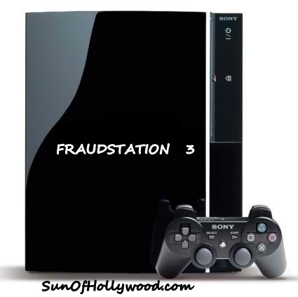 "The Playstation Network is down.. But the new ""Fraudstation"" Network is up and running"