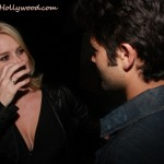 Alice reprimands Adrian for his childish and reckless behavior.... Whaddyu Expect?  It's Adrian Grenier