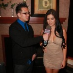 My Man Cameo Makes His Cameo Appearance, Interviewing Kim Lee For JackFroot.com