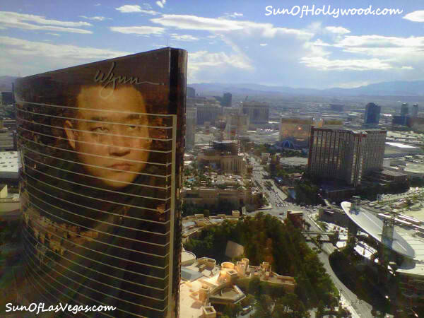 Prophecy: The Sun Of Hollywood As The Sun Of Las Vegas