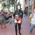 Adrianne Curry Is The Comic-Con Queen