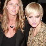 Ashlee Simpson And Nicky Hilton Get Googly Eyed Over The Attention They Get Together