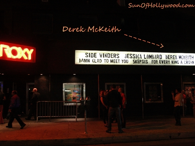 A Marquee Is Just A Marquee If It Doesn't Bare The Name Of Derek McKeith