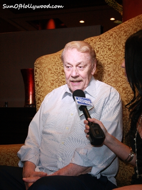Dr. Jerry Buss Hospitalized For Dehydration
