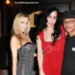 "Producers of ""The Critic"", Paula Labaredas, Clinton H. Wallace and Birthday Girl Nadya ""Octomom"" Suleman"