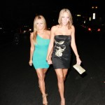 Aubrey O'Day and yet another BFF named Jenna