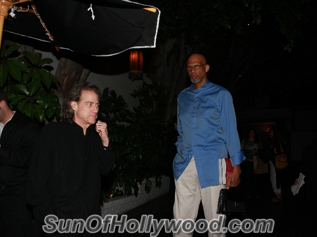 Hollywood's Newest Odd Couple: Kareem Abdul-Jabbar And Richard Lewis