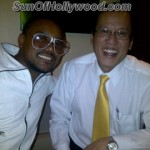 Apl.De.Ap and the Ang Pangula a.k.a. President of the Philipines, Benigno S. Aguino III