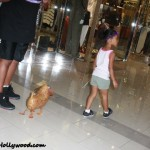 This little girl walked by while walking her Pet Balloon... Too Cute To Not Show You