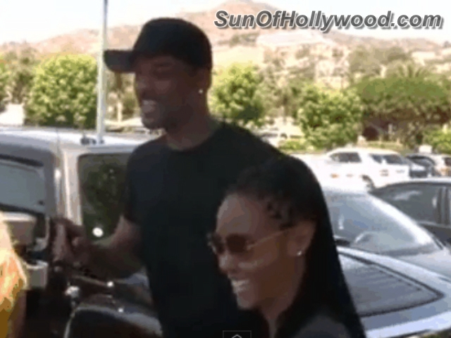 "Will Smith And Jada Pinkett Smith Are Not Liking In Touch... Cause They Are Still ""Intact"""