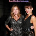 Real Housewives Of Beverly Hills Star, Dana Wilkey and Karina Smirnoff
