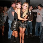 Karina Smirnoff and Peta Murgatroyd... Dancing The Night Away