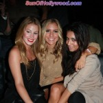 Kristin Cavallari, Designer Donna Mizani and another fine friend