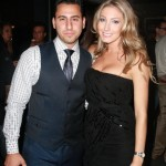 Million Dollar Listing's Top Salesman, Josh Altman And Girlfriend Heather Bilyeu
