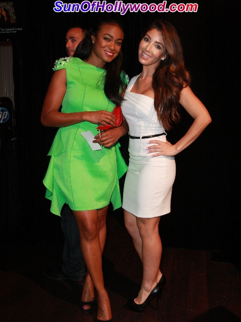 "Tatyana Ali And Melissa Molinaro In ""Extreme Fine-Over: Bomb Edition"""