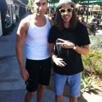 Adam Sabbagh And Super Producer, Cisco Adler