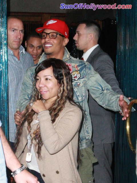 T.I. and Tiny are all Smiles whenever They're Beefin'