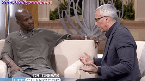 DMX and Dr. Drew: Both Are Legendary Life Changers