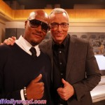 Cavie And Dr. Drew Pinsky's at DMX's taping for Lifechangers
