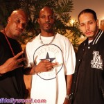 Cavie, DMX And Yung Dre