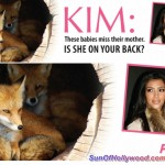 PETA:  The Latest To Join The Anti-Kim Kardashian Kam-Pain