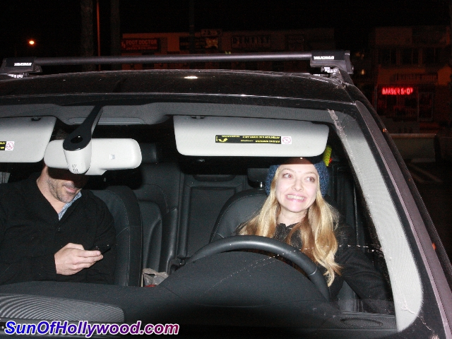 photo of Alexis Knapp  - car
