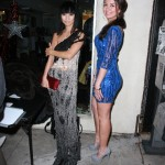 Bai-Ling and Mashie Ghazaryan