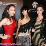 Michelle Talley, Bai-Ling and Masha Arielle