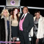Lady GG, Lisa Rine, Kris Lamans and LeNona Walton