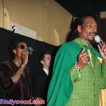 Snoop Dogg And Wiz Khalifa: Dogg Pound Gangster Doppelgangers