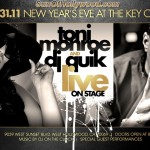Another Hot New Year's Eve Party Hosted By DJ Quik And Toni Monroe