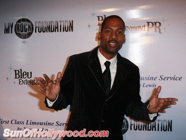 Tony Rock Is All About Family And Children