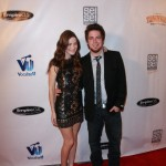 Lee DeWyze and fiancee Jonna Walsh