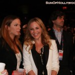 Her Royal Highness Of The L.A. Matadors... Julie Benz