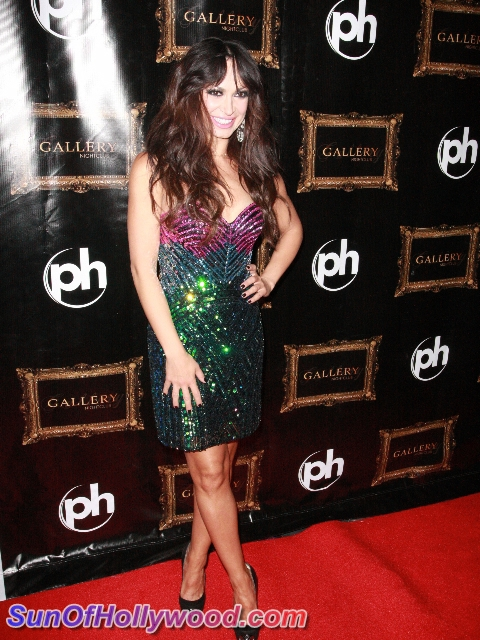Prophecy Celebrates Karina Smirnoff's Birthday With SunOfLasVegas.Com And SunOfHollywood.com