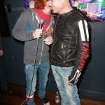 Carrot Top Lays A Lick On Lik... And Lathers The Man Like A Quick Linguist