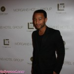 John Legend Poses For Photographers... While The Elusive T-Pain Eludes The World Agayne